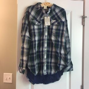 Bass and Co. flannel
